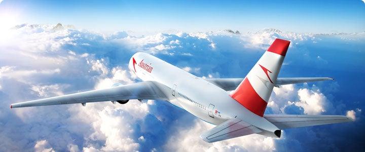 Картинки по запросу Austrian Airlines