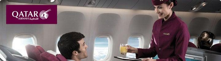 Qatar Airways flights | online booking at Travellink